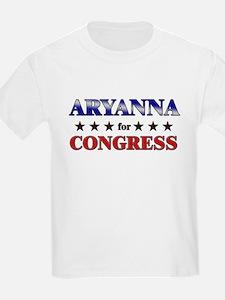 ARYANNA for congress T-Shirt