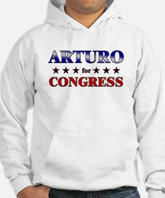 ARTURO for congress Hoodie