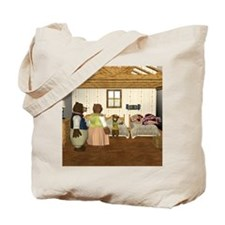 Goldilocks and the 3 Bears Tote Bag