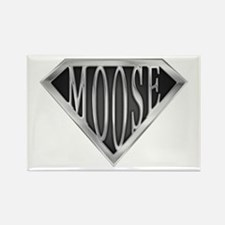 SuperMoose(metal) Rectangle Magnet