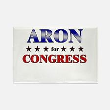 ARON for congress Rectangle Magnet