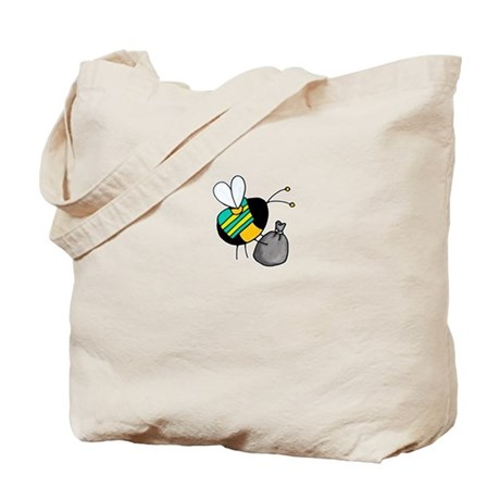 sanitation worker/garbage collector Tote Bag