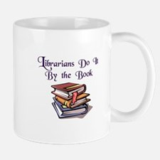 """""""Do It By the Book"""" Mug"""