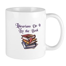 """Do It By the Book"" Mug"