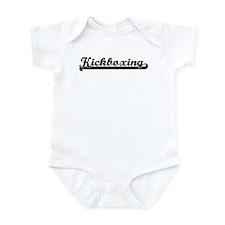 Kickboxing (sporty) Infant Bodysuit