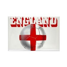 England Football Rectangle Magnet