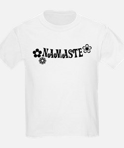 Namaste T-Shirt (Your Choice of Colors)