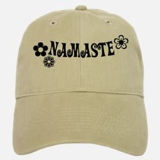 Namaste Baseball Baseball Cap (Your Choice of Colors)