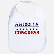 ARIELLE for congress Bib