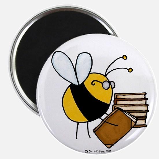 "librarian/archivist/book seller 2.25"" Magnet (10 p"