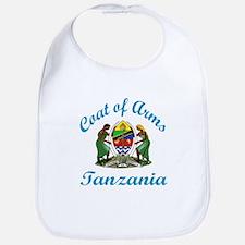 Coat of Arms Tanzania Bib