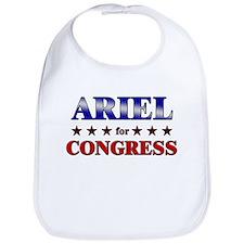 ARIEL for congress Bib