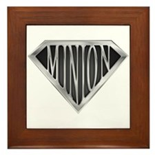 SuperMinion(metal) Framed Tile