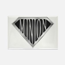 SuperMinion(metal) Rectangle Magnet