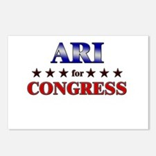 ARI for congress Postcards (Package of 8)