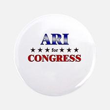 """ARI for congress 3.5"""" Button"""
