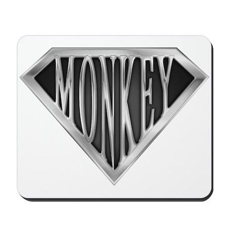 SuperMonkey(metal) Mousepad