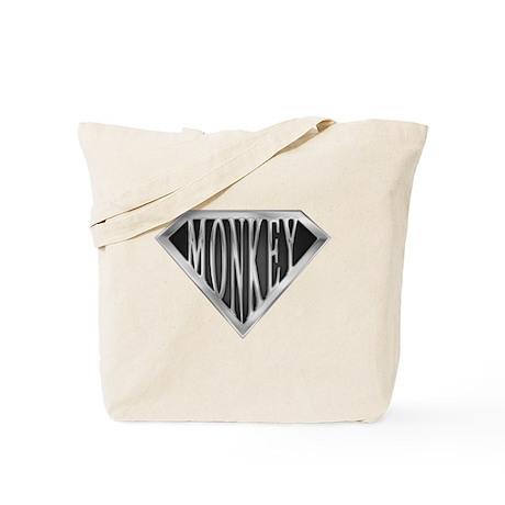 SuperMonkey(metal) Tote Bag