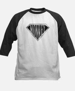 SuperMonkey(metal) Kids Baseball Jersey