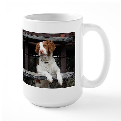 Framed Large Mug