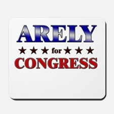 ARELY for congress Mousepad