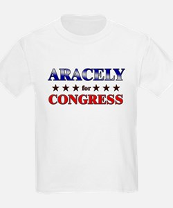 ARACELY for congress T-Shirt
