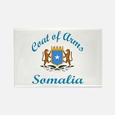 Coat of Arms Somalia Rectangle Magnet