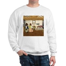 Goldilocks and the 3 Bears Sweatshirt