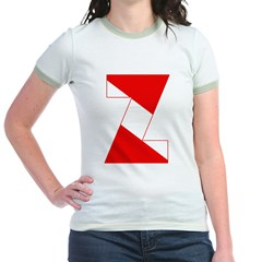 http://i3.cpcache.com/product/189254371/scuba_flag_letter_z_t.jpg?color=PinkSalmon&height=240&width=240
