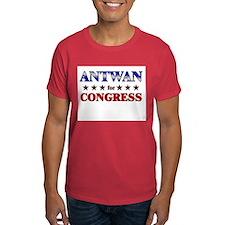 ANTWAN for congress T-Shirt