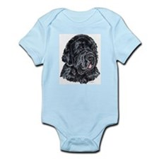 Newfoundland Dog Infant Creeper