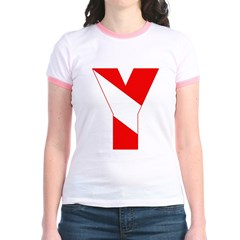 http://i3.cpcache.com/product/189257478/scuba_flag_letter_y_t.jpg?color=PinkSalmon&height=240&width=240