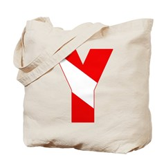 http://i3.cpcache.com/product/189257489/scuba_flag_letter_y_tote_bag.jpg?height=240&width=240