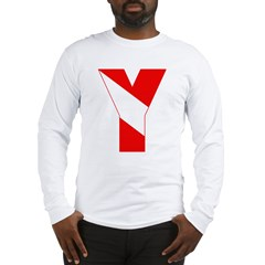 http://i3.cpcache.com/product/189257511/scuba_flag_letter_y_long_sleeve_tshirt.jpg?color=White&height=240&width=240