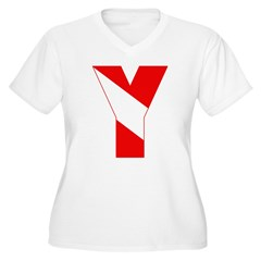 http://i3.cpcache.com/product/189257515/scuba_flag_letter_y_tshirt.jpg?color=White&height=240&width=240
