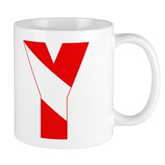 http://i3.cpcache.com/product/189257533/scuba_flag_letter_y_mug.jpg?side=Back&color=White&height=240&width=240
