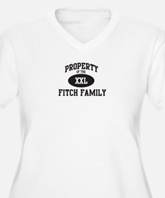 Property of Fitch Family T-Shirt
