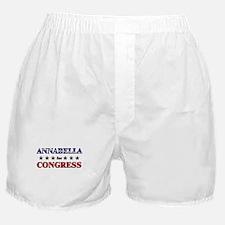 ANNABELLA for congress Boxer Shorts