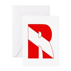 http://i3.cpcache.com/product/189266547/scuba_flag_letter_r_greeting_card.jpg?height=240&width=240