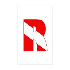 http://i3.cpcache.com/product/189266556/scuba_flag_letter_r_rectangle_decal.jpg?color=White&height=240&width=240
