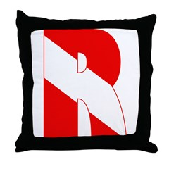 http://i3.cpcache.com/product/189266587/scuba_flag_letter_r_throw_pillow.jpg?height=240&width=240