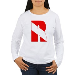 http://i3.cpcache.com/product/189266602/scuba_flag_letter_r_tshirt.jpg?color=White&height=240&width=240