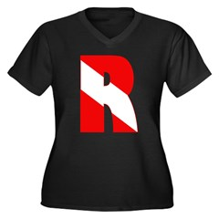 http://i3.cpcache.com/product/189266611/scuba_flag_letter_r_womens_plus_size_vneck_dark.jpg?color=Black&height=240&width=240