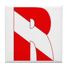 http://i3.cpcache.com/product/189266624/scuba_flag_letter_r_tile_coaster.jpg?height=240&width=240