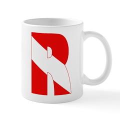 http://i3.cpcache.com/product/189266628/scuba_flag_letter_r_mug.jpg?side=Back&color=White&height=240&width=240