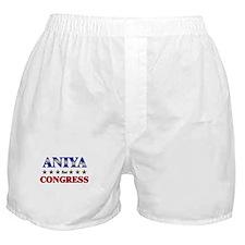 ANIYA for congress Boxer Shorts