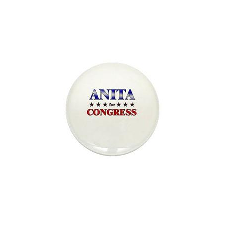 ANITA for congress Mini Button (10 pack)