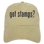 Got Stamps? Cap