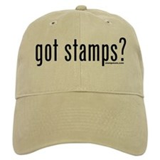 Got Stamps? Hat