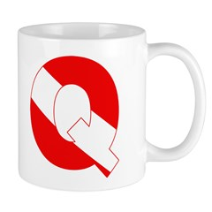 http://i3.cpcache.com/product/189268981/scuba_flag_letter_q_mug.jpg?side=Back&color=White&height=240&width=240